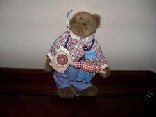 Boyds Bears Teddy Bear ~ Luke P. Jodibear ~ New NWT