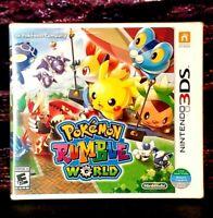 Pokemon Rumble World Standard Edition - 3DS - Nintendo 3DS - Brand New - Sealed