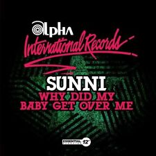 Sunni - Why Did My Baby Get Over Me [New CD] Extended Play, Manufactured On Dema