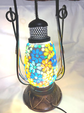 Antique Wooden Light Lamp For Home Decors & Gifts