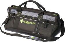 "Greenlee 0158-21 Heavy-Duty 20"" Multi-Pocket Tool Bag"