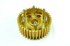 Ducati Tamburo frizione a secco Ergal Allegerito oro - dry clutch hub
