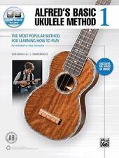 Alfred's Basic Ukulele Method, Level 1 + Online Audio: The Most Popular Metho...