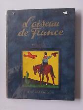 Tintin - Hergé - L'oiseau de France - l'Amérique - TBE!!!