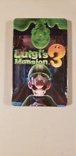 Luigi's Mansion 3 Nintendo Switch Glow in the Dark Empty Steelbook ONLY *No Game