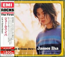 JAMES IHA-LET IT COME DOWN EMI ROCKS THE FIRST-JAPAN CD BONUS TRACK D50