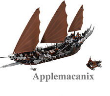 *NEW AUTHENTIC* LEGO 79008 Lord of the Rings Pirate Ship Ambush NO MINIFIGURES