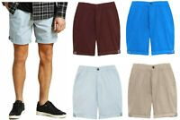 Mens Chino Shorts Cotton Cargo Summer Beach Size Boys Casual Ex High Street New
