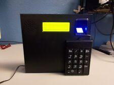 TimeIPS Network Clock Optical Biometrics IPS125T-OBio