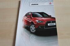 138774) Mitsubishi ASX Prospekt 01/2012
