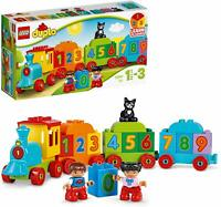 Lego Duplo My First Numbers Train Learn To Count Toy Playset Lego Age 1-3 years