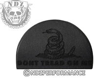 NDZ P2 Grip Plug for Glock GEN 1-3 26 27 33 39 ONLY Don't Tread on Me