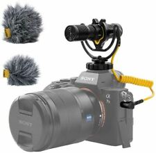 US Stock Deity V-Mic D4 Duo Microphone Mini Voice Recorder for Vlog