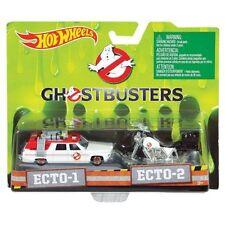 Mattel Ghostbusters Contemporary Diecast Cars, Trucks & Vans