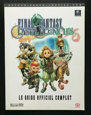 Final Fantasy Crystal Chronicles, Guide Officiel, 2004