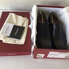 Salvatore Ferragamo Men's New $1,290 Tramezza Whole Cut Shoes size  10 D