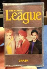 The Human League / Crash (1986) / A+M CS-5129 (Cassette) / Human, Swang, Money