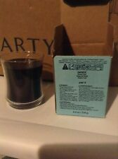 PARTYLITE ESCENTIAL JAR CANDLE GLASS CANDLE EBONY OUD  NEW IN BOX