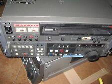 Sony PVW-2800P PAL  Beta SP Recorder/ Player w PAL