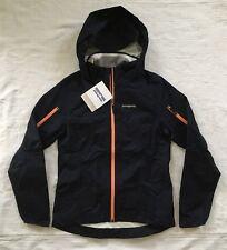 NEW PATAGONIA Storm Racer Jacket Women's XL Navy Slim Fit Waterproof MSRP: $279
