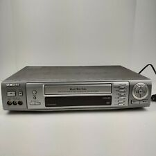 Samsung SV-5000W World Wide Video VHS VCR PAL SECAM NTSC Converter TESTED