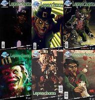 Leprechaun #1-4 (2009) Bluewater Comics - 6 Comics