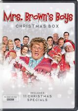 Mrs. Brown's  Boys CHRISTMAS BOX In Hand Ready To Ship REGION 1 (USA, Canada)