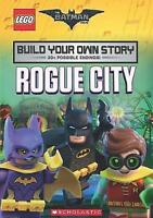The LEGO Batman Movie: Build Your Own Story: Rogue City by West, Tracey, NEW Boo