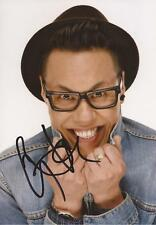 HOW TO LOOK GOOD NAKED* GOK WAN SIGNED 6x4 PORTRAIT PHOTO+COA