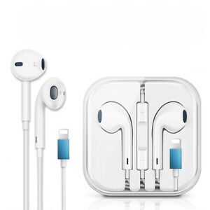 For Android Apple iPhone 6 7 8 Plus X XS MAX XR 11 Wired Headphone Headset Gift