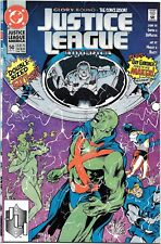 Justice League America #50 (May 1991, DC) NM