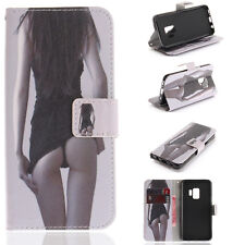 3DPainting Flip Wallet Card Slot Leather Stand Case Cover Skin For Various Phone