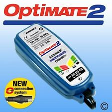 Optimate 2 automatic Battery maintenance Charger motorbike jetski eco start stop