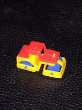 Miniature Plastic Steam Roller - Made in Taiwan (1978)