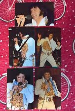 Elvis Presley: Rare 11 Photo Set from 1977 Final Tours & FREE CD