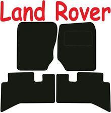 Land Rover Range Rover a medida Alfombrillas De Coche De Calidad De Lujo 1996-2002