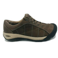Keen Women's Athletic Hiking Shoes Sz 9 Brown 5322-SHTK