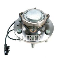 Wheel Bearing and Hub Assembly-RWD Front Timken SP450303