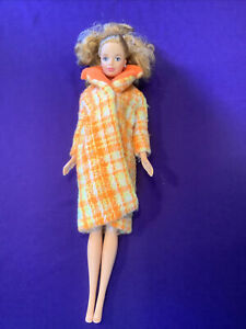BARBIE DOLL, WEARING MATTEL #1881. MADE FOR EACH OTHER. 1960'S. (#349).