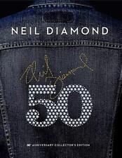 NEIL DIAMOND - CAREER BOX (50 YEAR ANNIVERSARY LIMITED EDITION )  6 CD NEUF