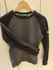 Large Boys Superdry Grey Top and x 2 Under Armour Polo Shirts