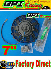 "7"" 7 inch Universal Electric Radiator /Intercooler COOLING Fan +mounting kit"
