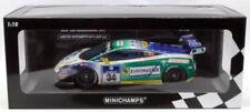 Voitures de courses miniatures verts MINICHAMPS Lamborghini