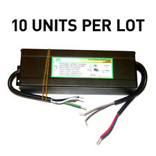 [LOT OF 10] NEW EPtronics 150W LED Drivers Constant Current 2100mA 0-10V Dimming