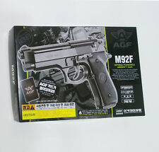 Academy   M92F  BB Airsoft Pistol  BB  / Spring 6mm BB  +400 pcs  Bullets