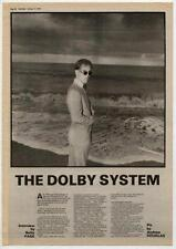 Thomas Dolby UK Interview 1981 ABC