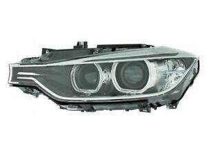 For 2014 BMW 335i GT xDrive Headlight Assembly Left Hella 61644RW