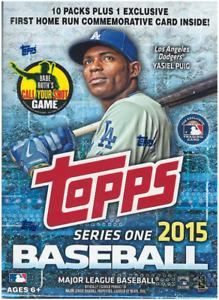 2015 Bowman Topps Baseball Cards