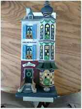 Dept 56 Christmas in the city - Café Caprice French Restaurant - #58882