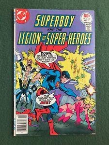 Superboy Legion of the Super-Heroes #232 DC Comics Bronze Age vf